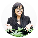 Ophelia Chong - Asian Americans for Cannabis Education